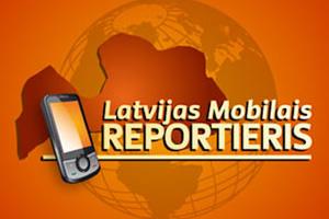 Latvijas mobilais reportieris